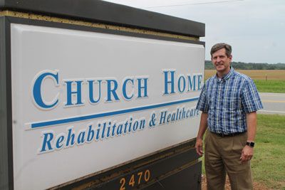 Church Home Rehabilitation and Healthcare LLC-Rich in history