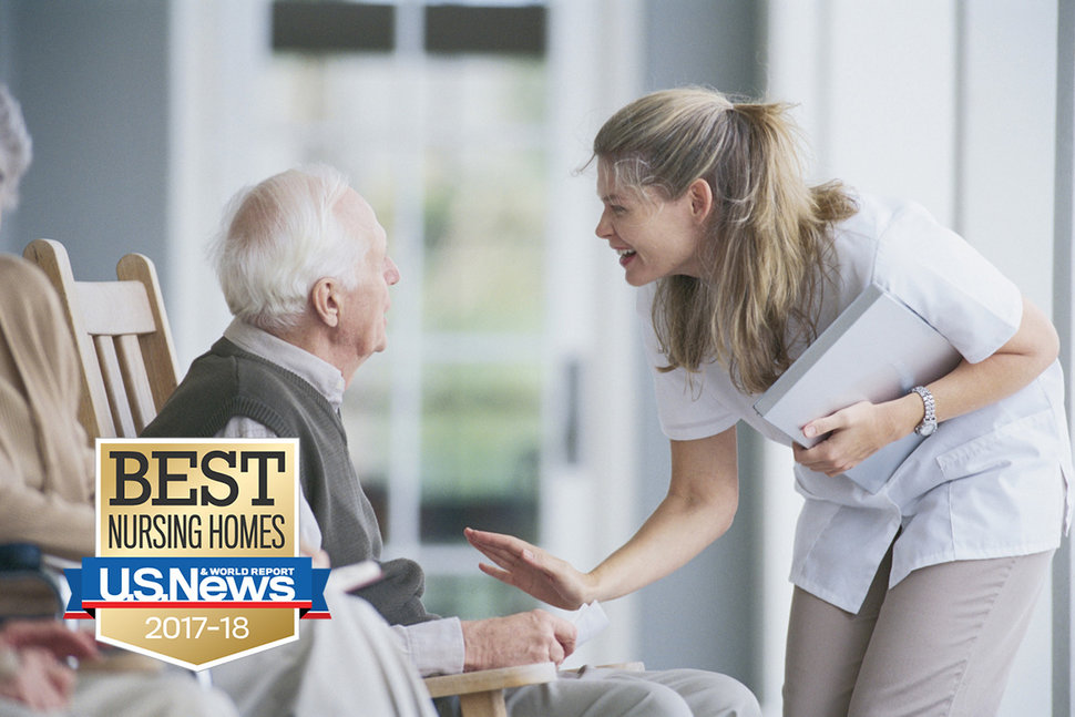 Church Home Again Ranked One of Top Nursing Homes in Georgia by US News & World Report