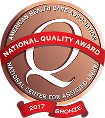 Church Home Healthcare Earns 2017 Bronze National Quality Award