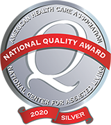 Church Home healthcare earns 2020 Silver National quality award